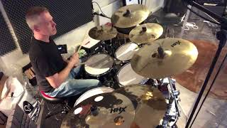 Yamaha EAD10: Tower Of Power-On the Soul Side of Town. Matthew Layton (Live Drum Cover)