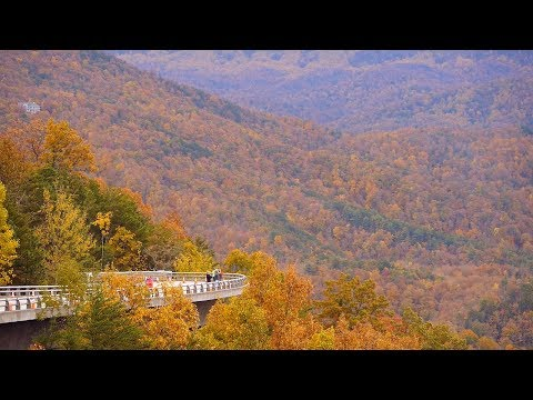 Foothills Parkway New Section Opens