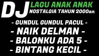 Download lagu DJ Lagu Anak Anak Mix TERBARU 2020