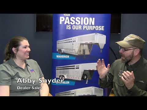 Visit The MH EBY Horse Trailer Factory