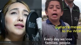 for peace najwa farouk matet 9oloub nass cover نجوى فاروق ماتت قلوب الناس