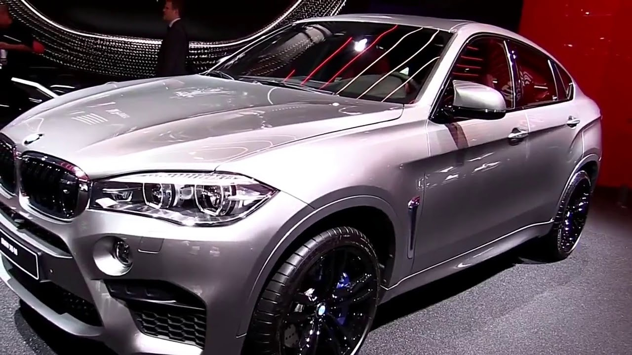 2018 Bmw X6 M Edition Pro Design Special Limited First
