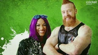 Sasha Banks and Sheamus Surprise Social Influencer Fans! | WWE + Cricket Wireless
