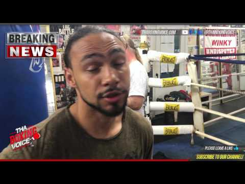Keith Thurman Goes In On Max Kellerman Dissects and Critiques Floyd Mayweather Jr Resume'