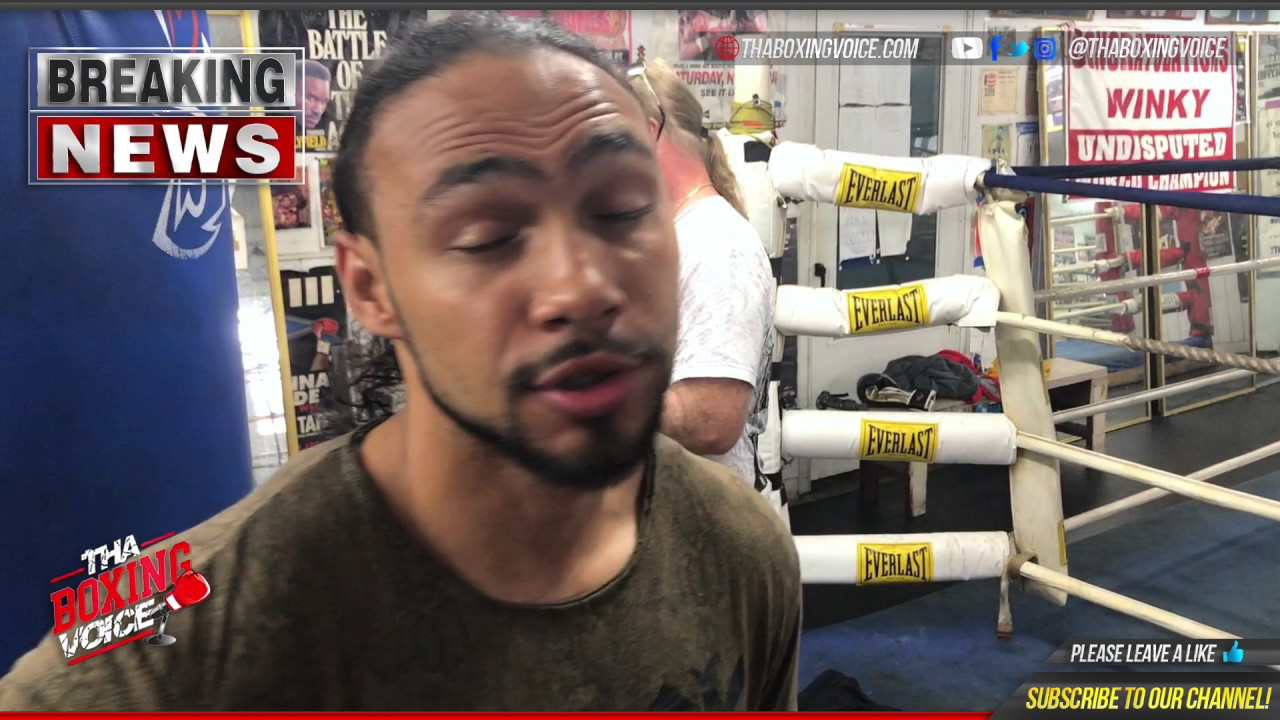 Keith Thurman Goes In On Max Kellerman Dissects and Critiques Floyd ...