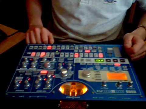 Silly 80's Sounding Music - Korg EMX