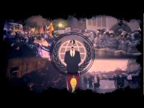 #OpDefiance - Anonymous Message To Russian Citizens