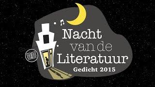 033 Nacht van de Literatuur Gedicht 2015