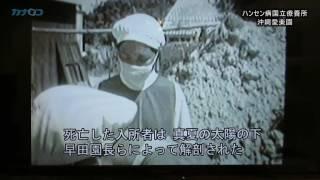 ハンセン病国立療養所「沖縄愛楽園」 展示資料/神奈川新聞(カナロコ)