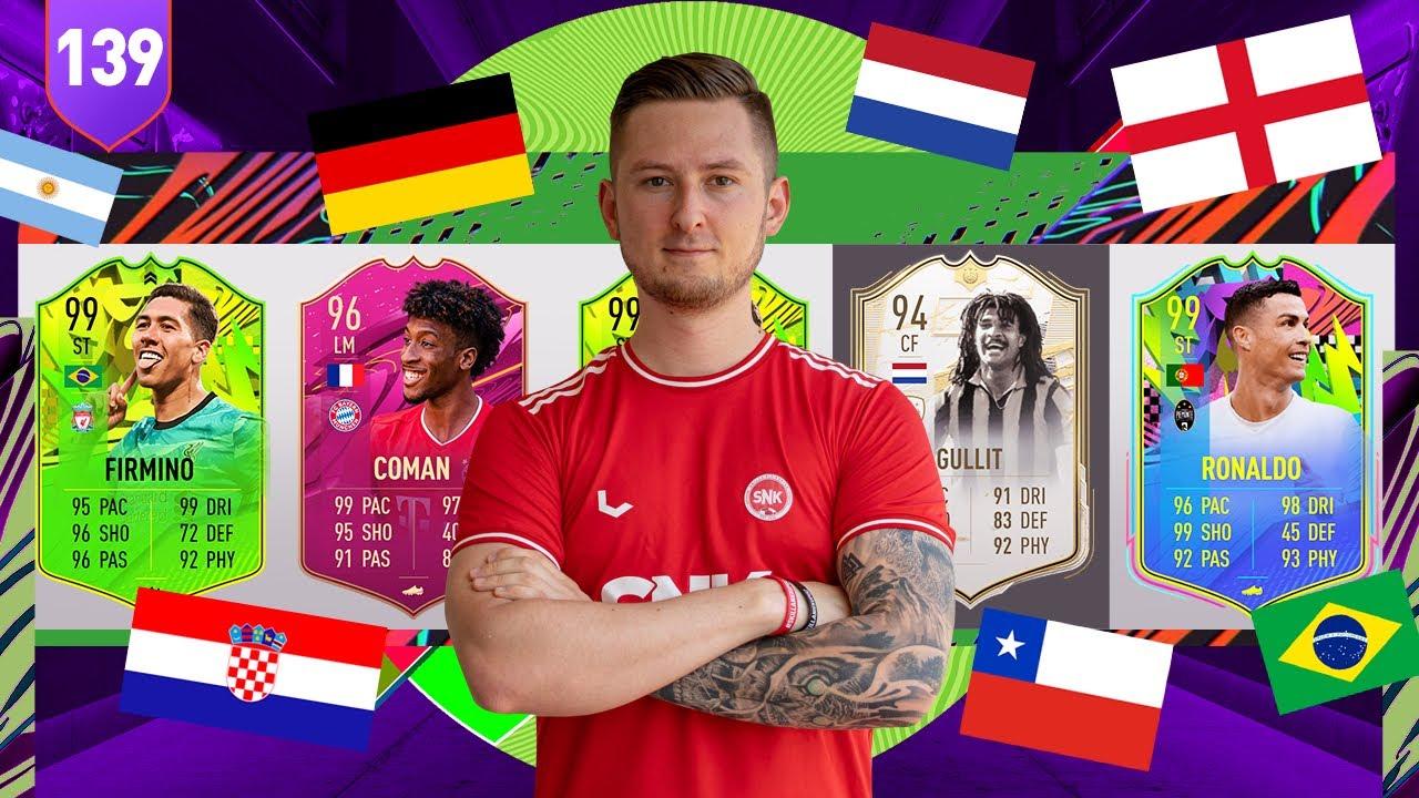 DRAFT NARODOWOŚCI [#139]   FIFA 21 ULTIMATE TEAM