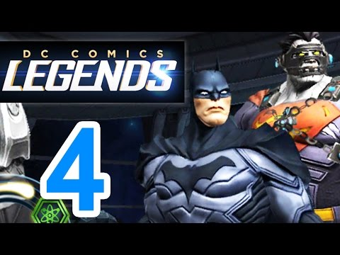 DC Comics Legends || Epi. 4 || Chapter 2 - Themyscira - Home of Amazons