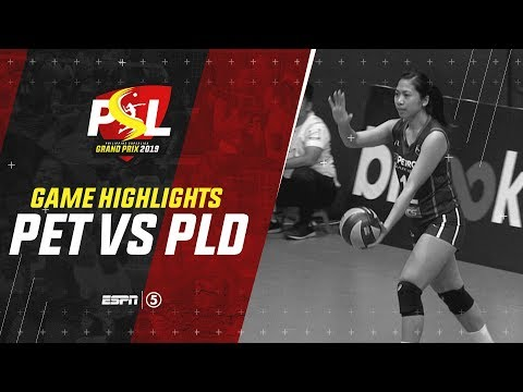 Highlights: Petron vs. PLDT Home Fibr | PSL Grand Prix 2019