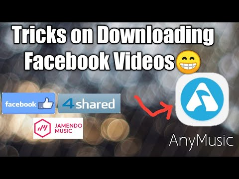 Tricks On How To Download Facebook Videos And Mp3 Files