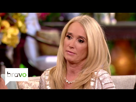 RHOBH: Kim Richards Has a Gift for Lisa Rinna (Season 7, Episode 20) | Bravo