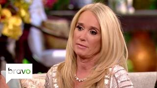 RHOBH: Kim Richards Has a Gift for Lisa Rinna (Season 7, Episode 20)   Bravo