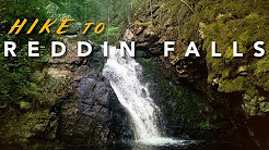 Hiking Reddin Falls | New Brunswick, Canada