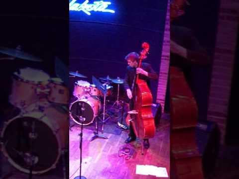 Background Jazz LLC - Live - Keys and Upright Bass