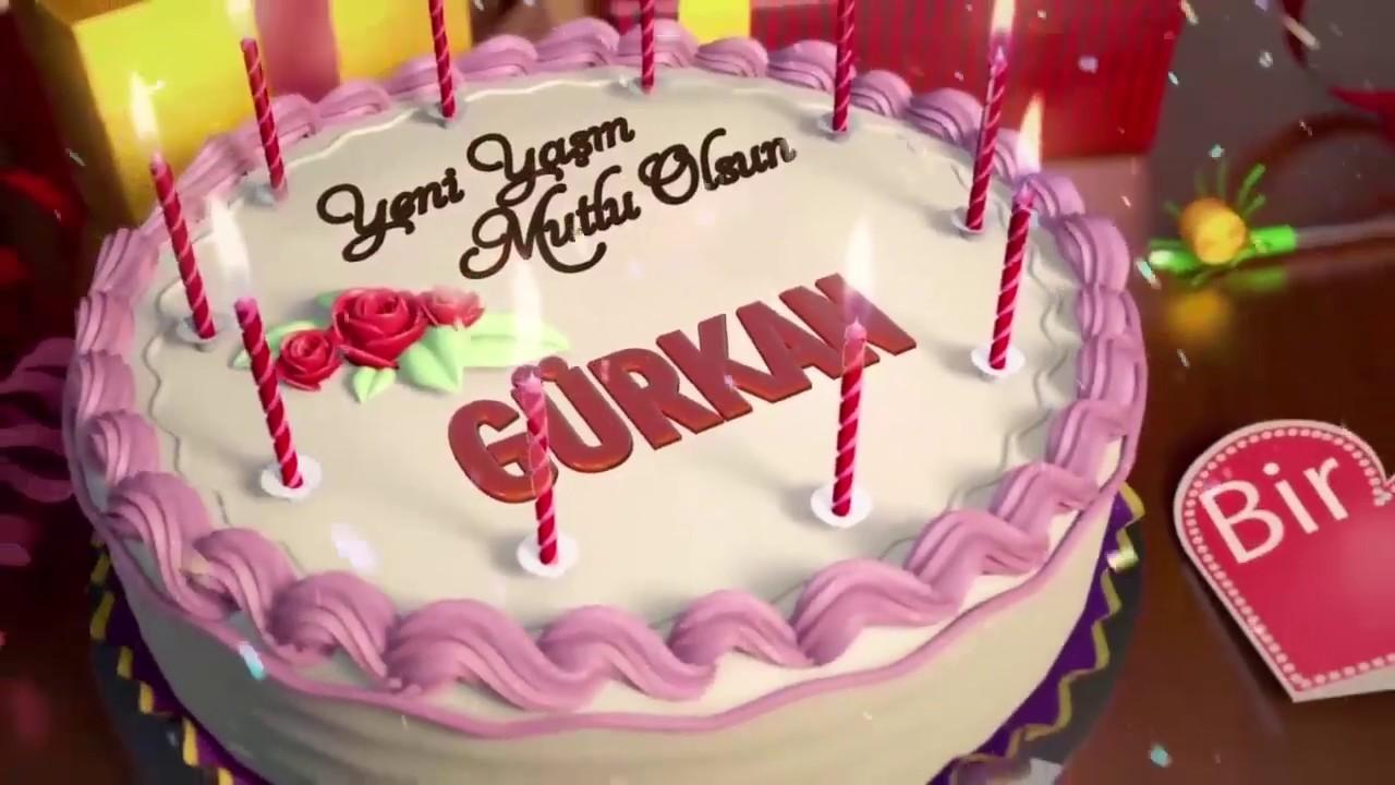İyi ki doğdun GÜRKAN - İsme Özel Doğum Günü Şarkısı