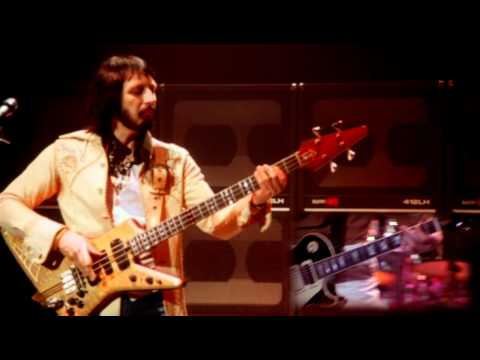 The Ox: Isolated tracks of John Entwistle - Won't Get Fooled Again (HD version)