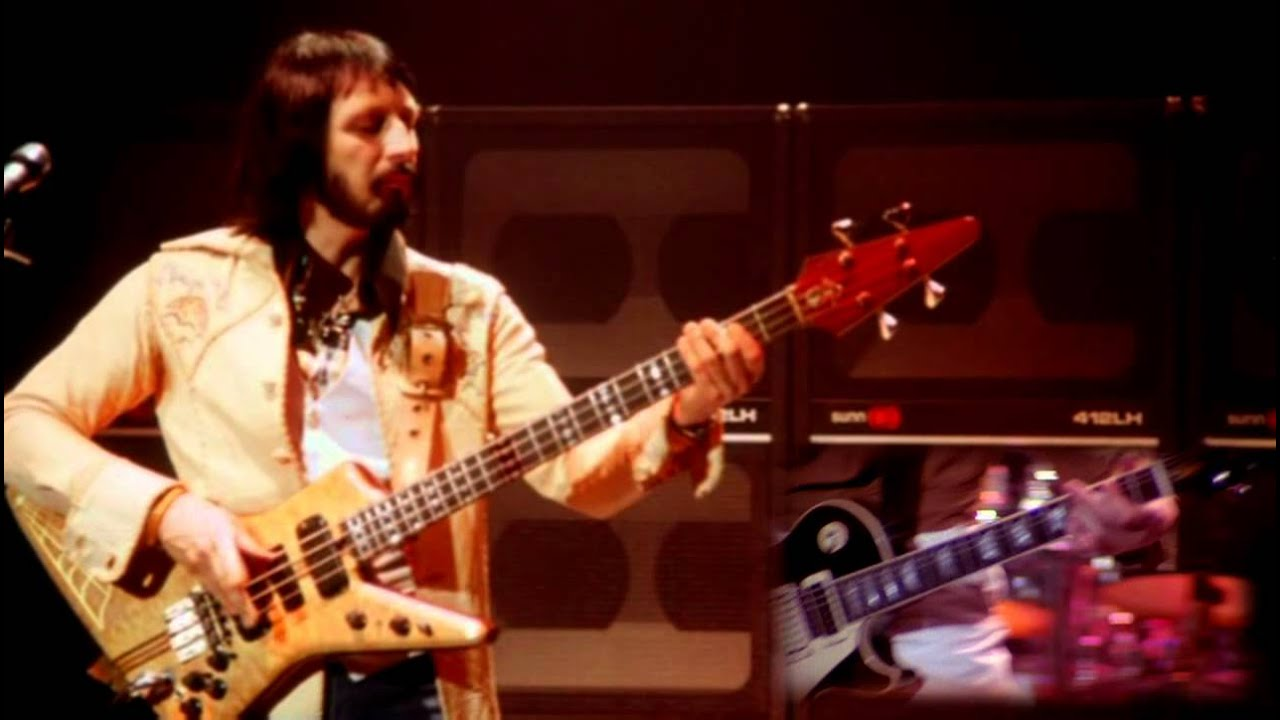e4ecf649f01643 The Ox  Isolated tracks of John Entwistle - Won t Get Fooled Again (HD  version)