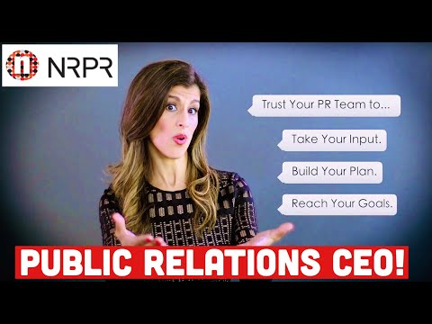 Hire A Public Relations Pro And Let Them Do Their Job