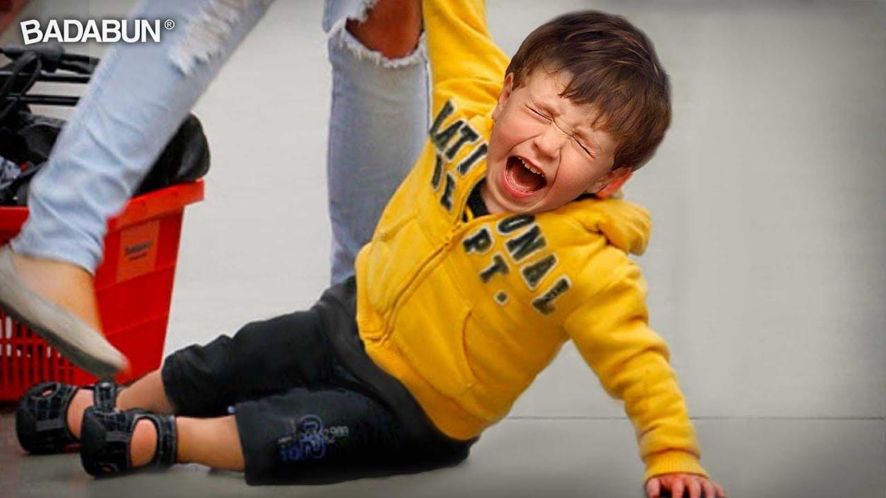 Mira cómo evitar que tu hijo se haga berrinchudo - YouTube