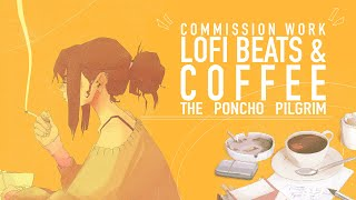 Making Lofi Music Cover Art ☕️ Steal This Video: Reviewing My Set-Up & Process