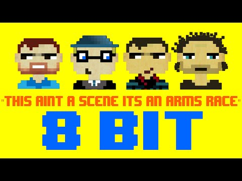 This Aint A Scene, Its An Arms Race 8 Bit  Version Tribute to Fall Out Boy