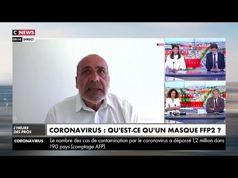 Coronavirus: qu'est-ce qu'un masque FFP2 ?