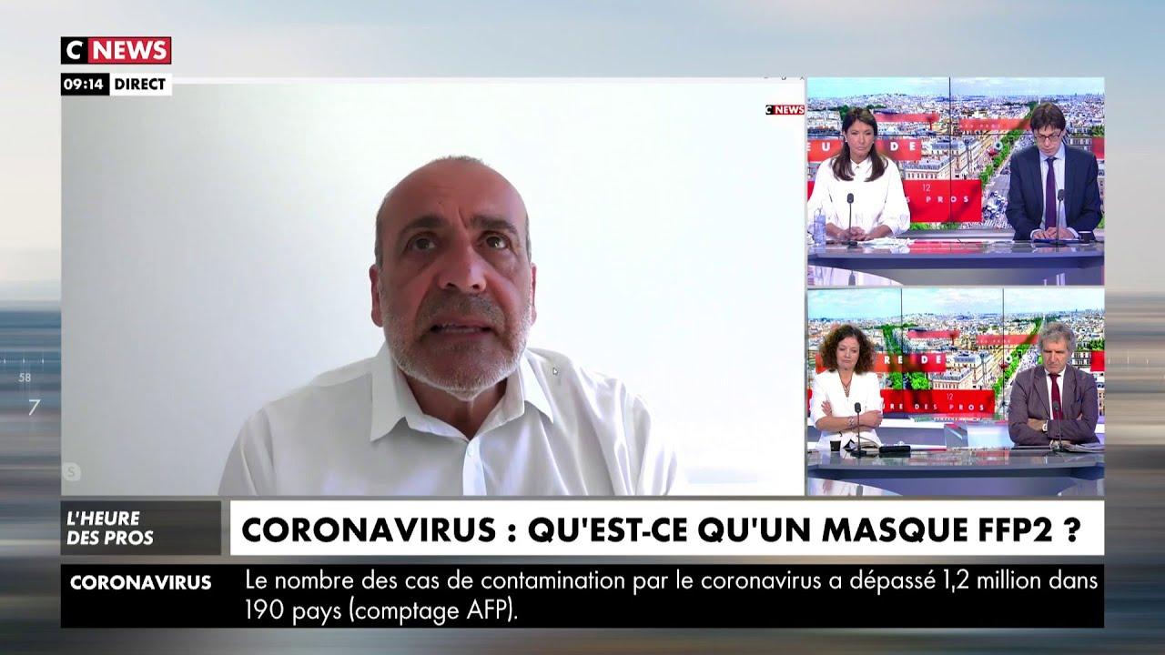 Coronavirus : qu'est-ce qu'un masque FFP2 ?