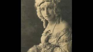 Amelita Galli-Curci - Manon : Obéissons quand leur voix appelle (Gavotte)