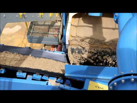 Silica sand washing plant Australia