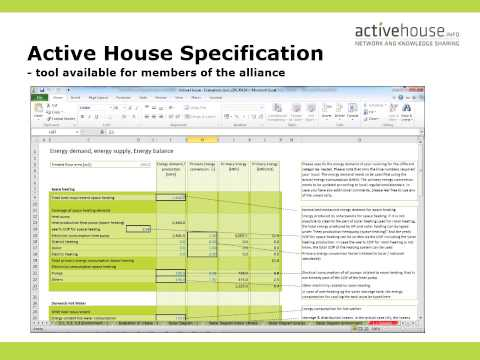 Learn more about Active House