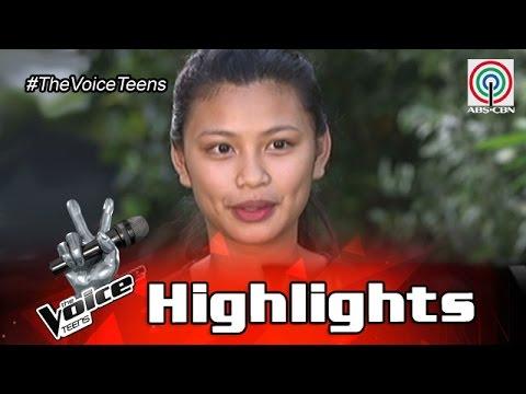 The Voice Teens Philippines: Meet Kyryll Queen Ugdiman