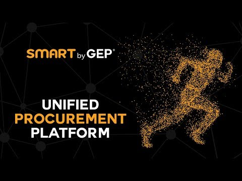 SMART by GEP - Unified Procurement Platform