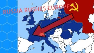 Roblox Rise of Nations | Russia Rushes Europe (sort of)