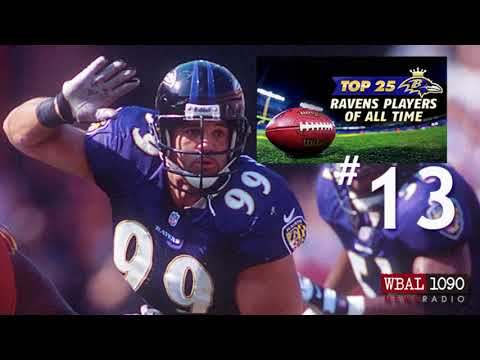 The Top 25 Ravens Players Of All Time: # 13 Michael McCrary