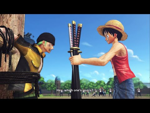 One Piece: Pirate Warriors 3 (PC/Steam) - Prologue - Episode 1: Romance Dawn