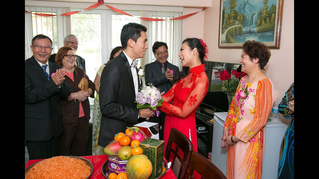 A Traditional Vietnamese Wedding Video Gta Videographer Photographer Toronto You