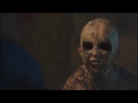 Ash vs Evil Dead - Creepy Kid Scene - The Dark One S01E10