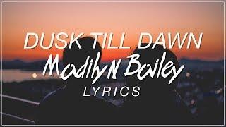"""dusk till dawn""here's the madilyn bailey cover of dusk dawn , enjoy video♡read information ↓ follow me+facebook: https://goo.gl..."