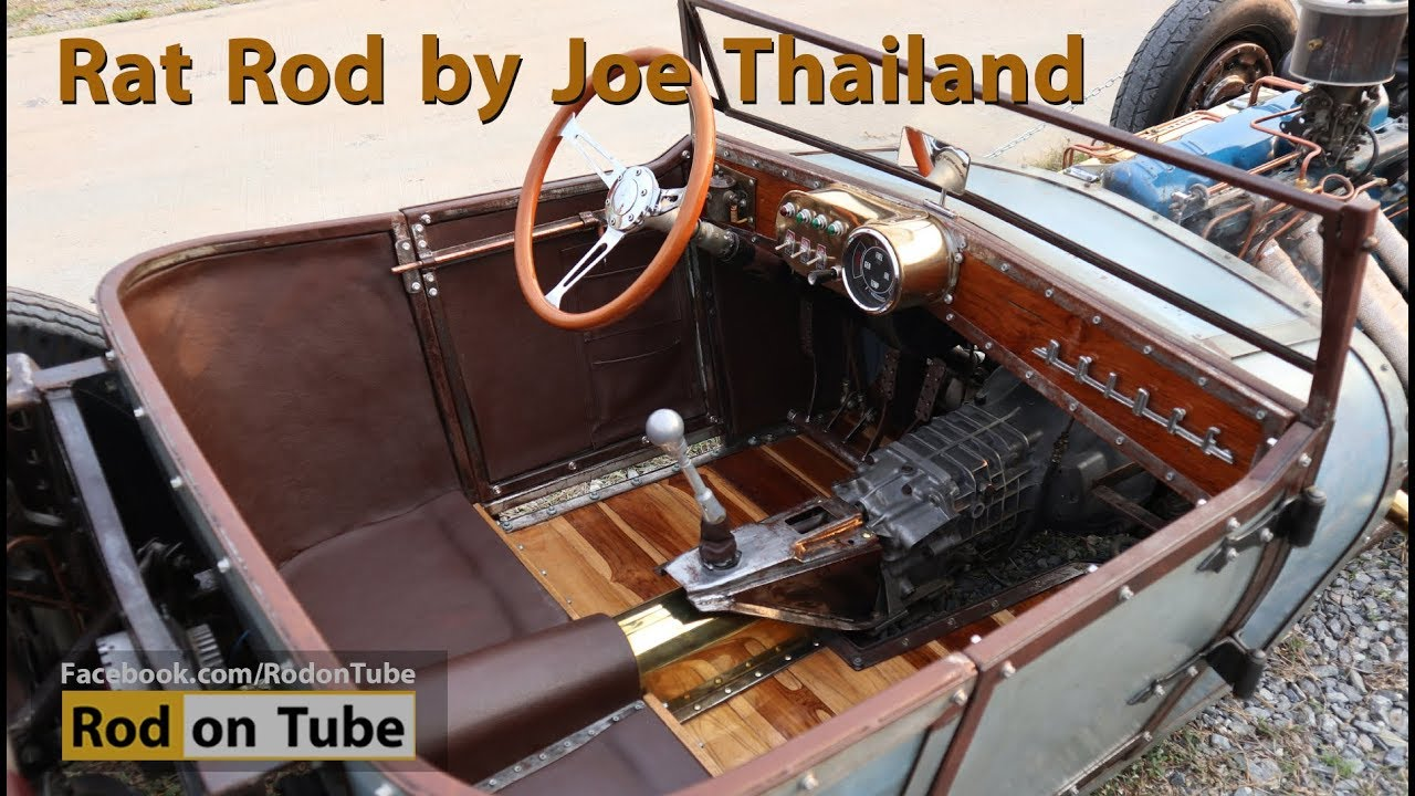 small resolution of rat rod by joe thailand rat rod by