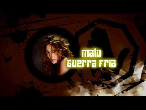 Malú - Guerra Fría ( Full HD - 2014 ) Lyrics - Creado para Dedicar