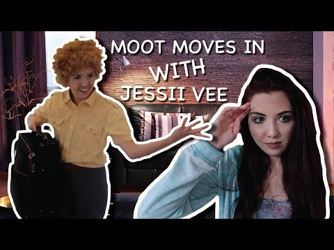 Moot Moves Into Jessii Vee's House