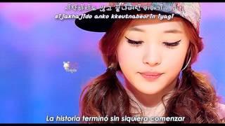 F(x) - Goodbye Summer ft. D.O de EXO [Sub Español + Hangul + Rom]
