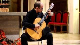Francesco Mancini suona le Variazioni Haendel Op. 107 di Mauro Giuliani