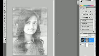 Video Photoshop CS5 Tutorial photo to Change  Pencil Drawing effect download MP3, 3GP, MP4, WEBM, AVI, FLV Juni 2018