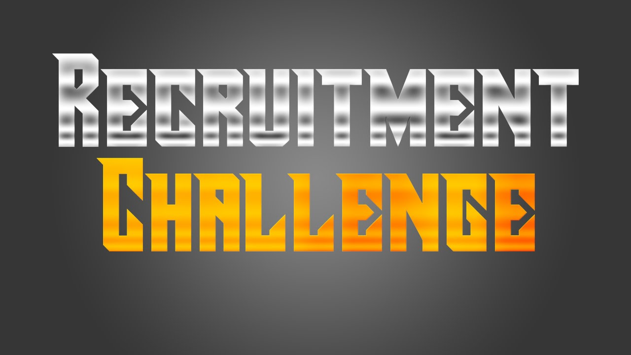 58019a29e9a0 Recruitment Challenge  Banner (Contest Entry For MythosWorks) - YouTube