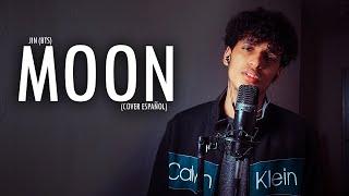 Gambar cover BTS (JIN) - Moon (Cover Español) | Keblin Ovalles