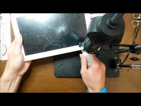Mediacom Smartpad I10 3g - Sostituzione Vetro - Glass Replacement